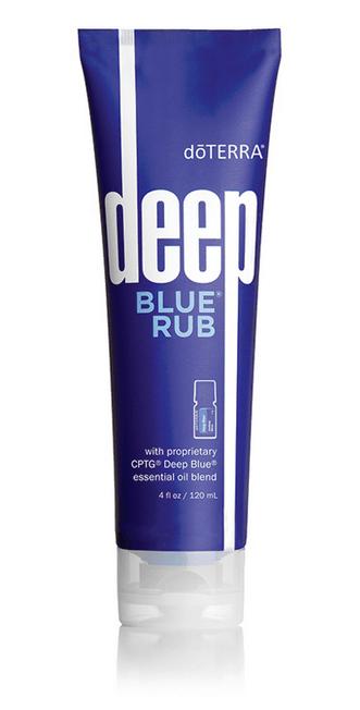 Deep Blue Rub cream