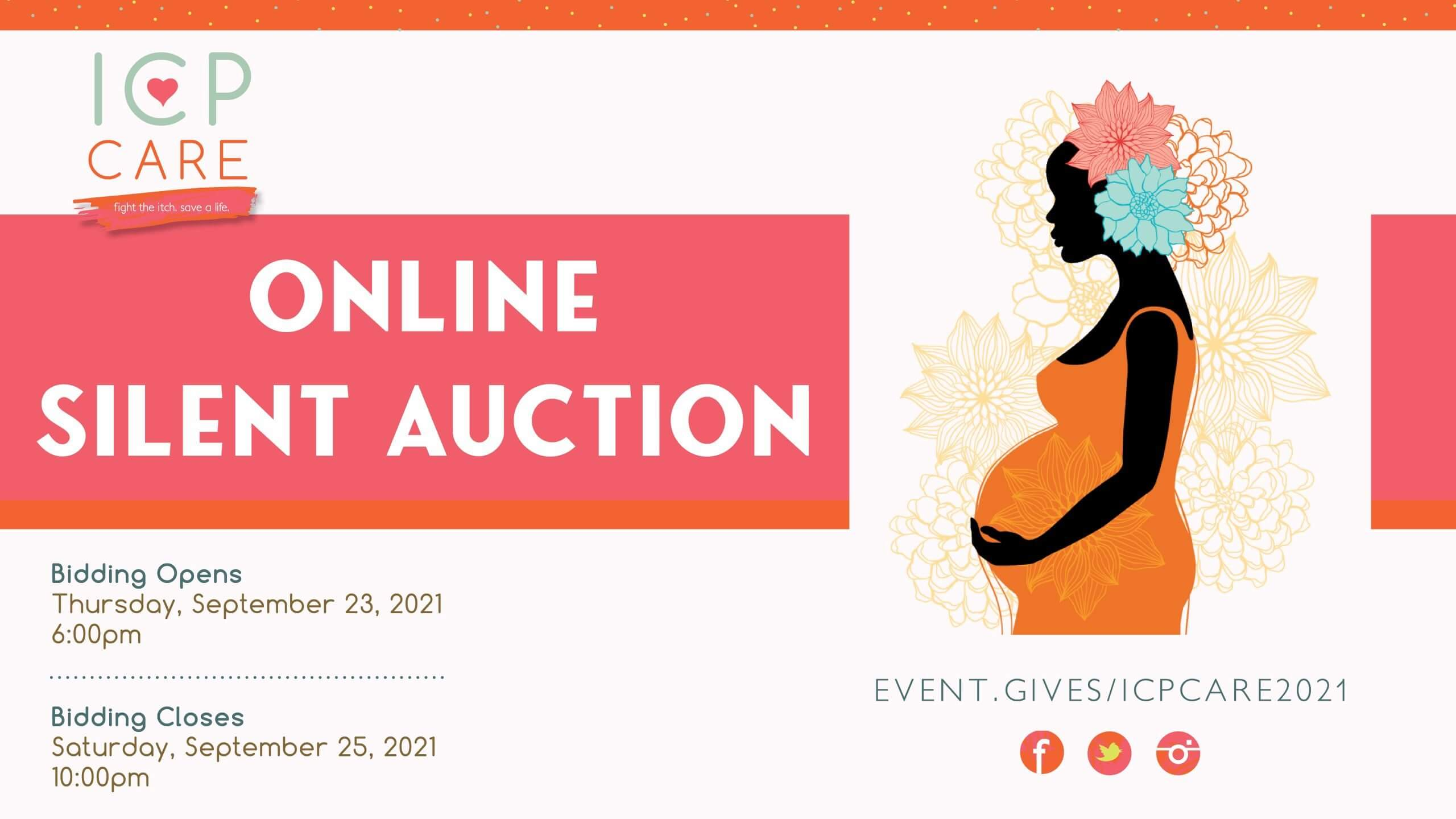 ICP Care Online Silent Auction 2021